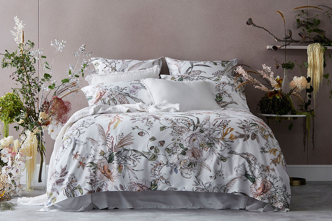 Sheridan - The Botanist Duvet Cover Set image 0