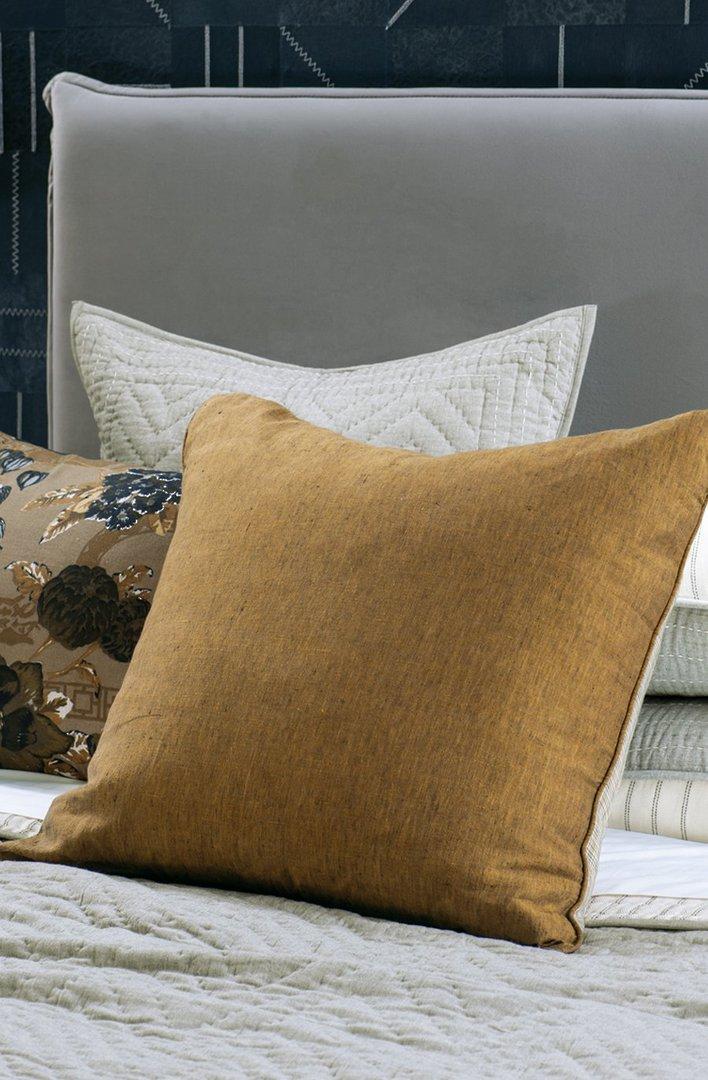Bianca Lorenne - Luchesi Comforter/ Eurocase /Cushion - Dark Ochre image 3