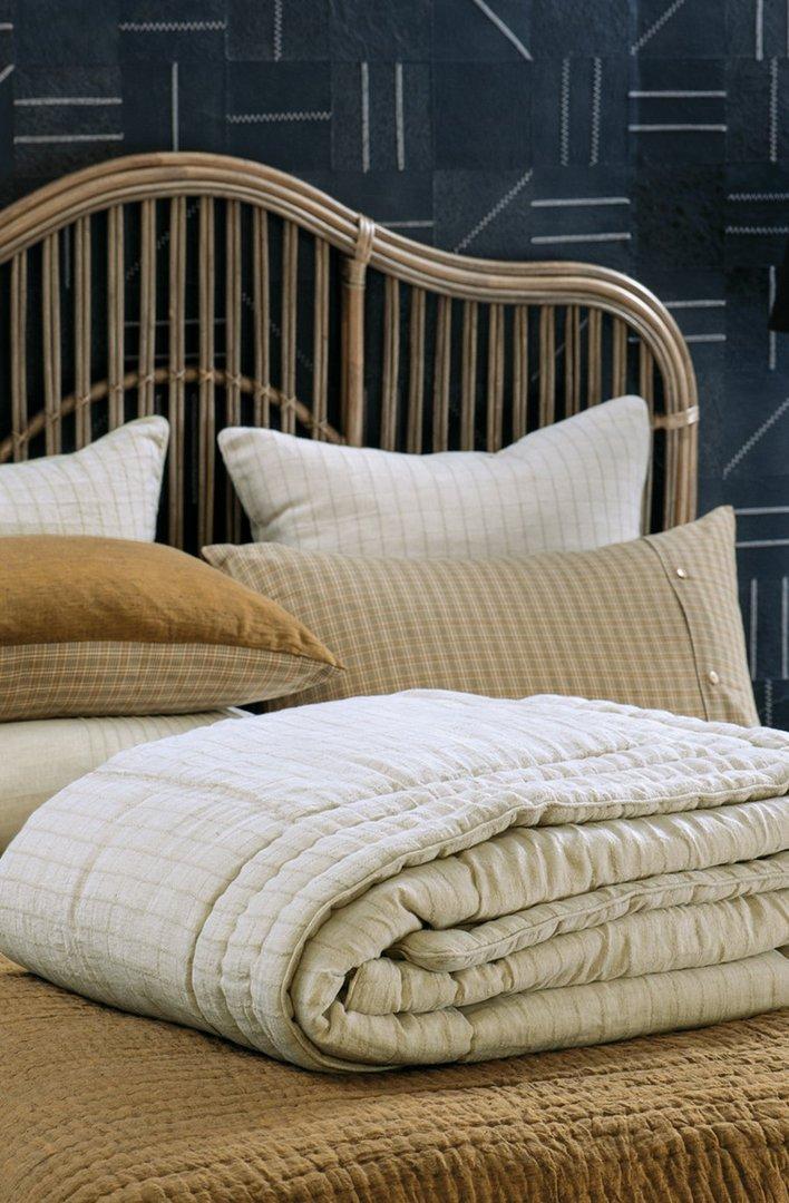 Bianca Lorenne - Tobiishi - Comforter/Eurocase - Natural Linen image 0