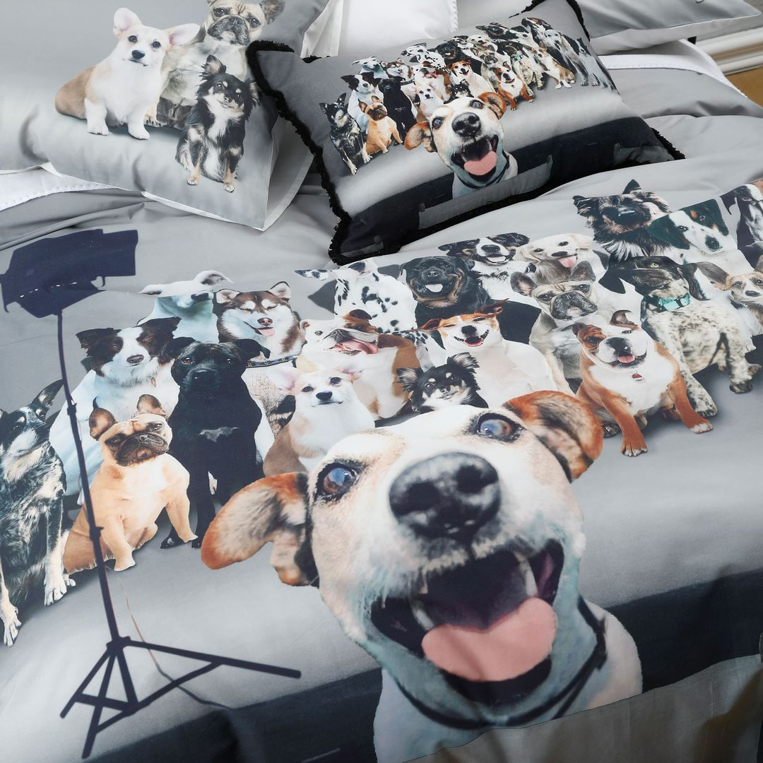 MM Linen - Photobomb Duvet Set image 1
