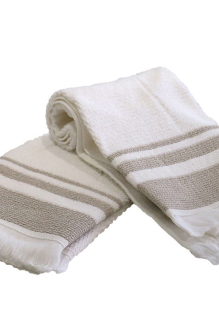 Baksana - Terry Hand Towel Set image 1