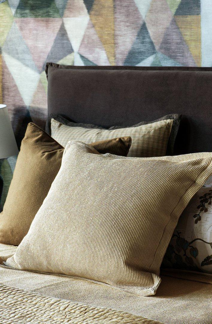 Bianca Lorenne - Sottobosco Bedspread / Pillowcases / Eurocases  Sold separately - Light Hazel image 2