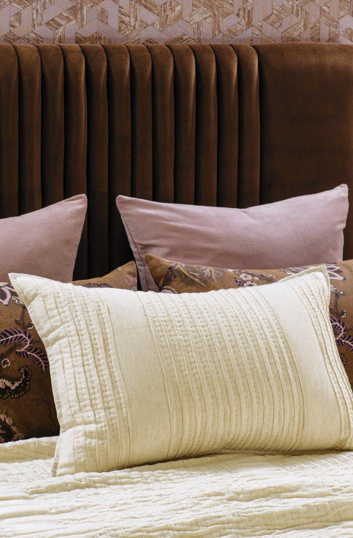 Bianca Lorenne - Puritsu Bedspread /Pillowcase/Eurocase - Ecru image 3