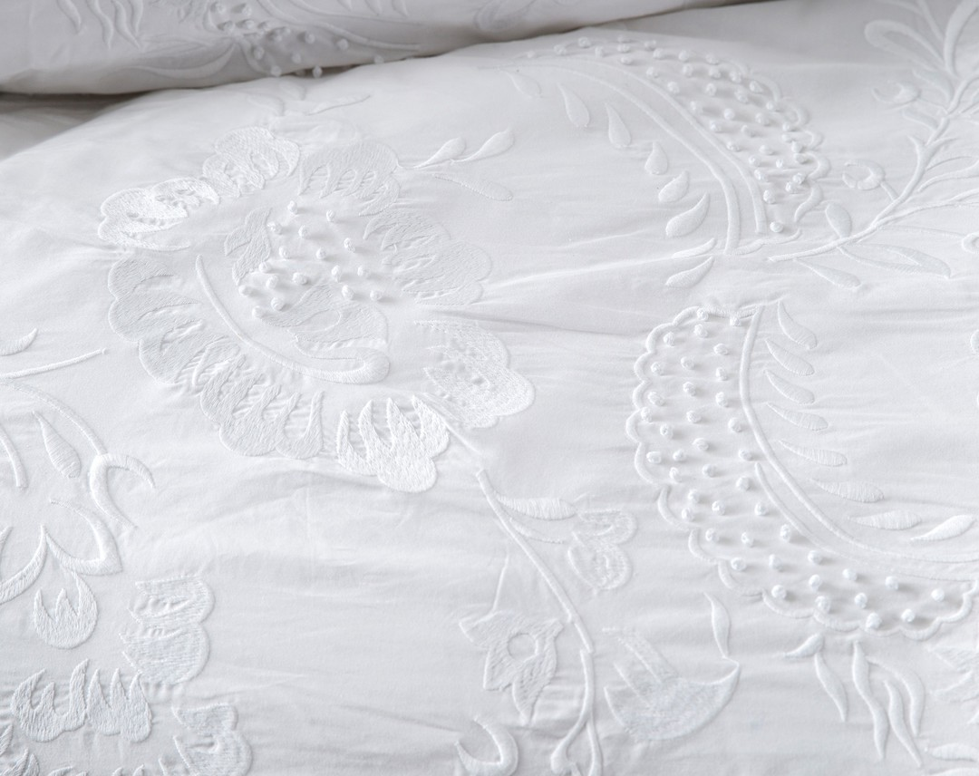 French Country - Embelli Duvet Cover/ Pillowcases/ Eurocases image 1