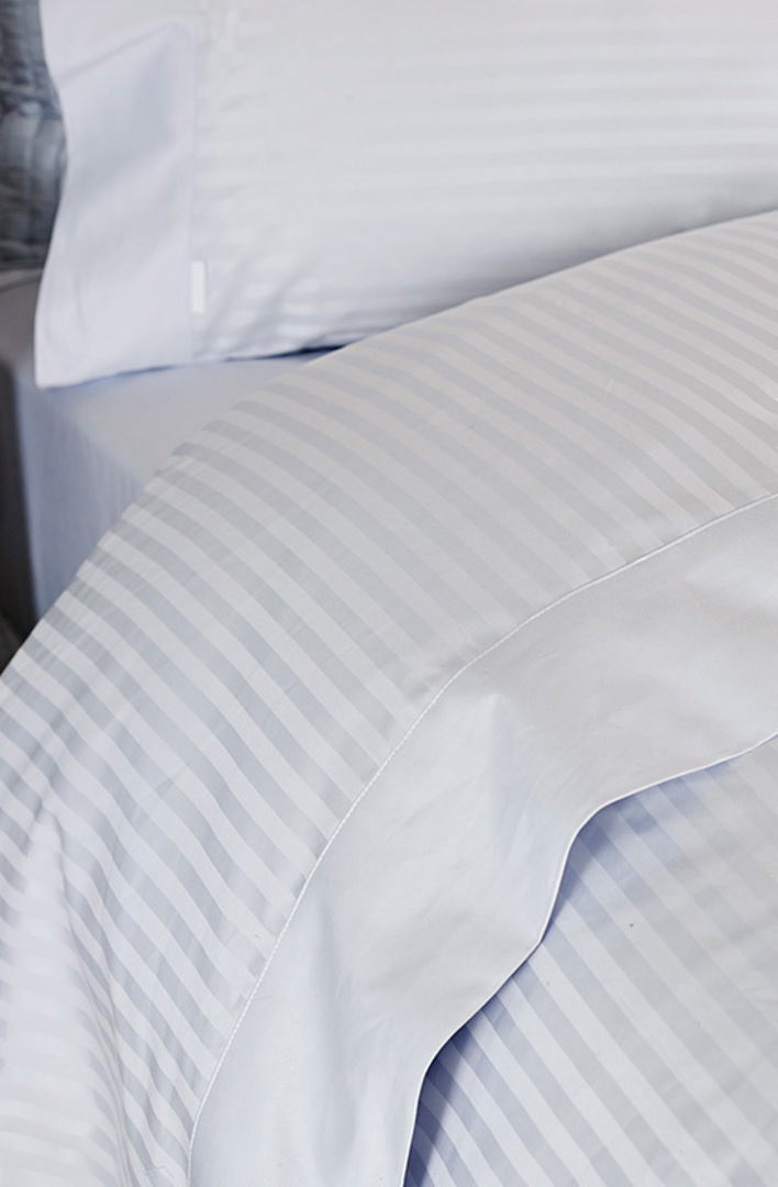 Sheridan - Millennia Snow Sheets/Pillowcases image 0