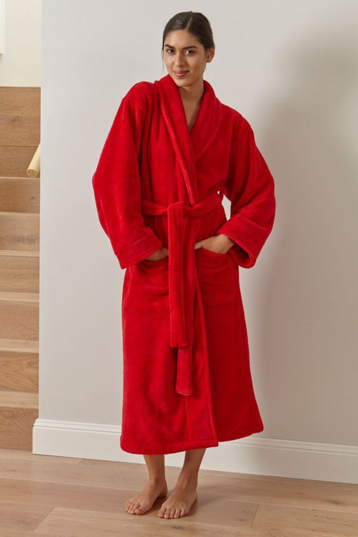 Baksana - Manor Bathrobe - Bittersweet image 0