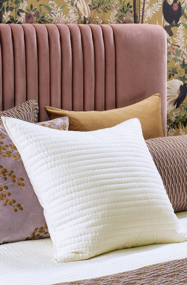 Bianca Lorenne - Pavage - Bedspread /Pillowcase and Eurocase Sold Separately - Ivory image 3