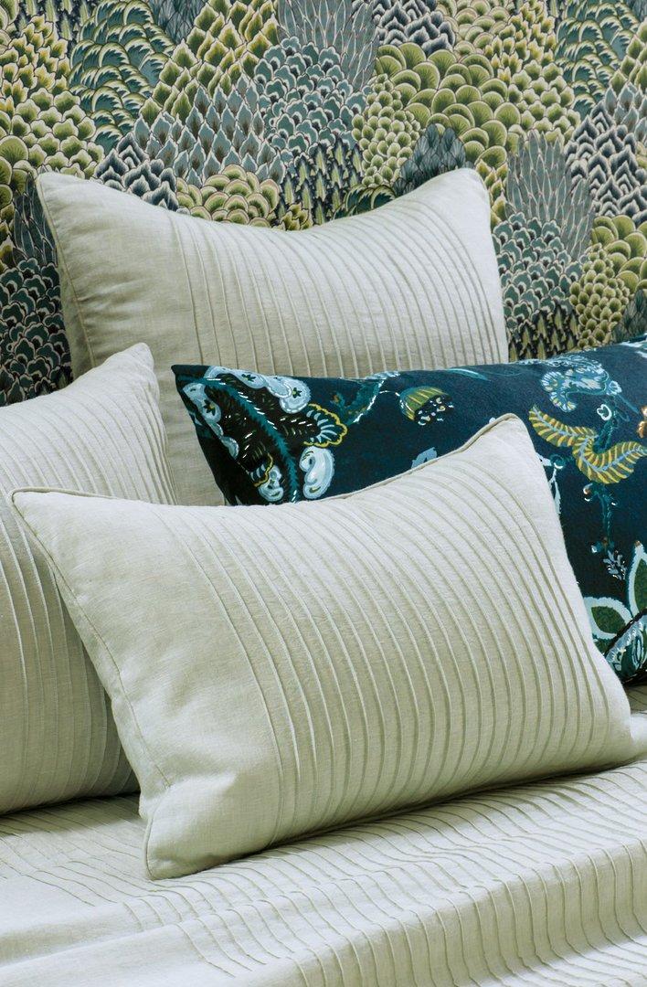 Bianca Lorenne - Kaiyu - Comforter/Pillowcase/ Eurocase /Cushion - Seafoam image 2