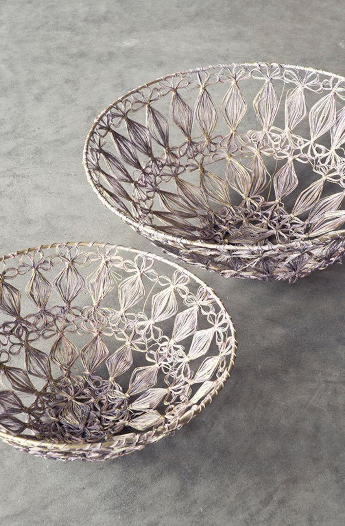 Bianca Lorenne - Panier Pink Gold Basket Set image 0