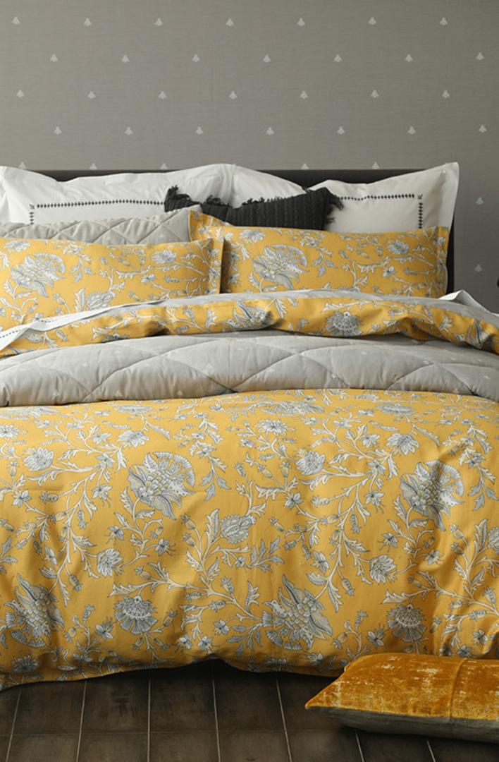 MM Linen - Bijou Comforter Set / Eurocase Set image 1