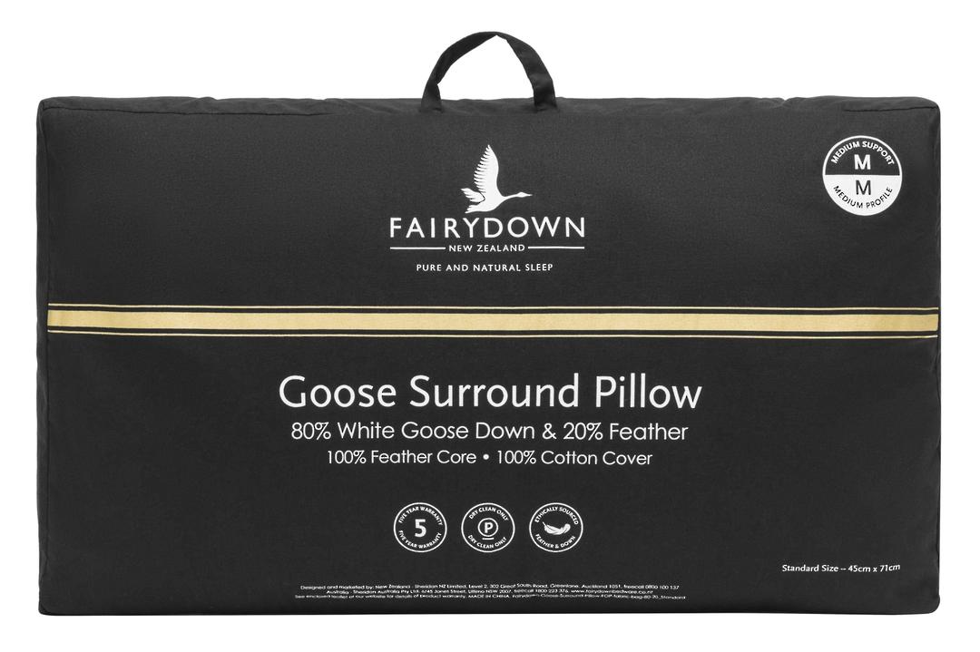 Fairydown  - Goose Surround Pillow 80/20 image 0