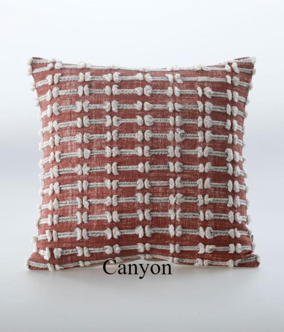 MM Linen - Sintra Cushion - Canyon image 0