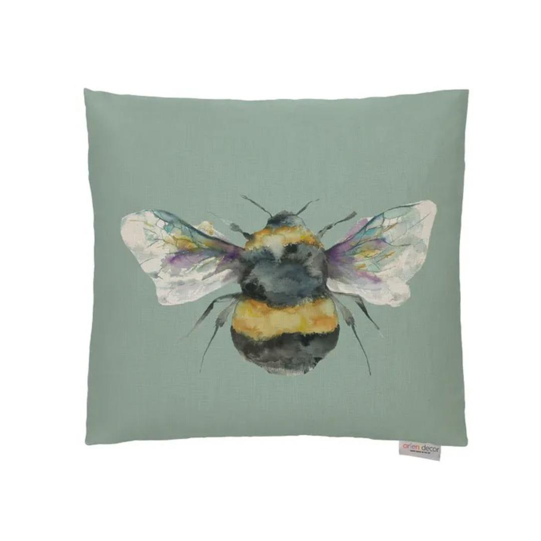Importico - Voyage Maison - Bee Cushions - Slate, Duckegg image 1