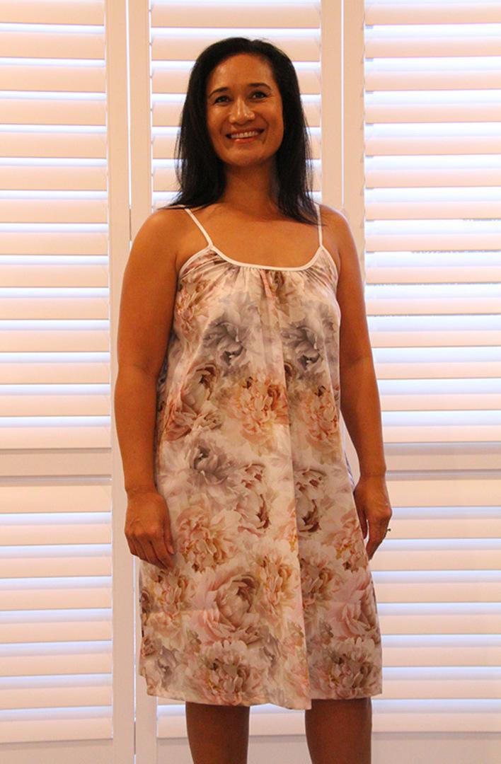 MM Linen - Lottie Nightie image 0