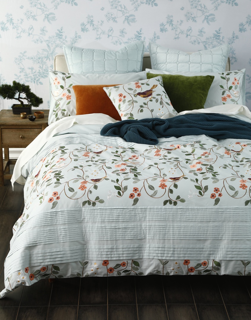 MM Linen - Bloomsbury Duvet Set - Multi image 0