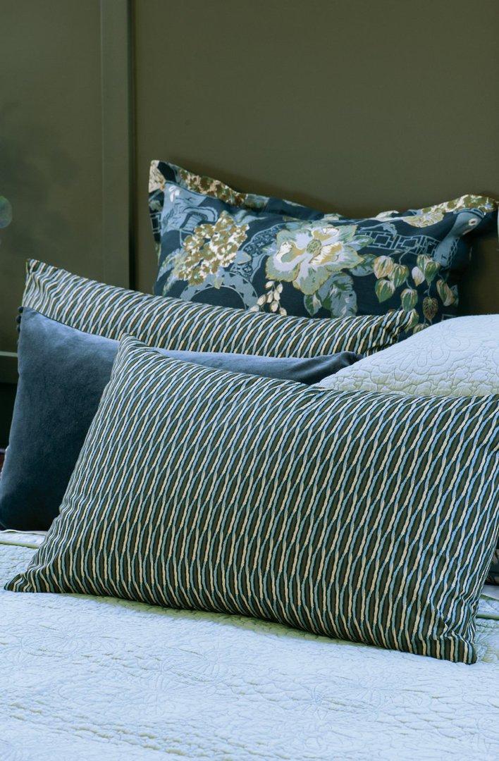 Bianca Lorenne - Kumo - Sheet Set / Pillowcases - Blue image 1