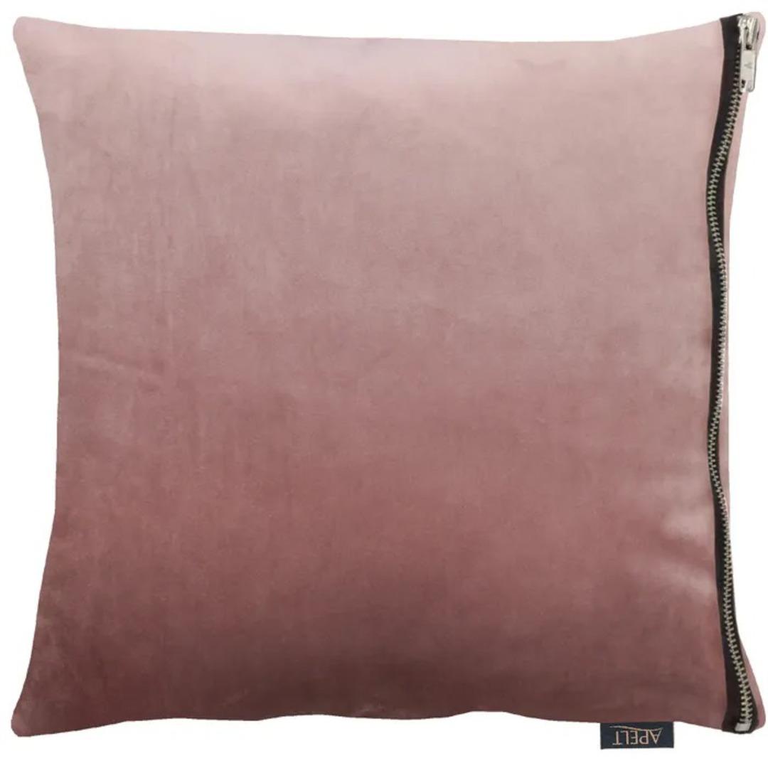 Importico - Apelt - Tassilo Velvet Cushion - Blush image 1