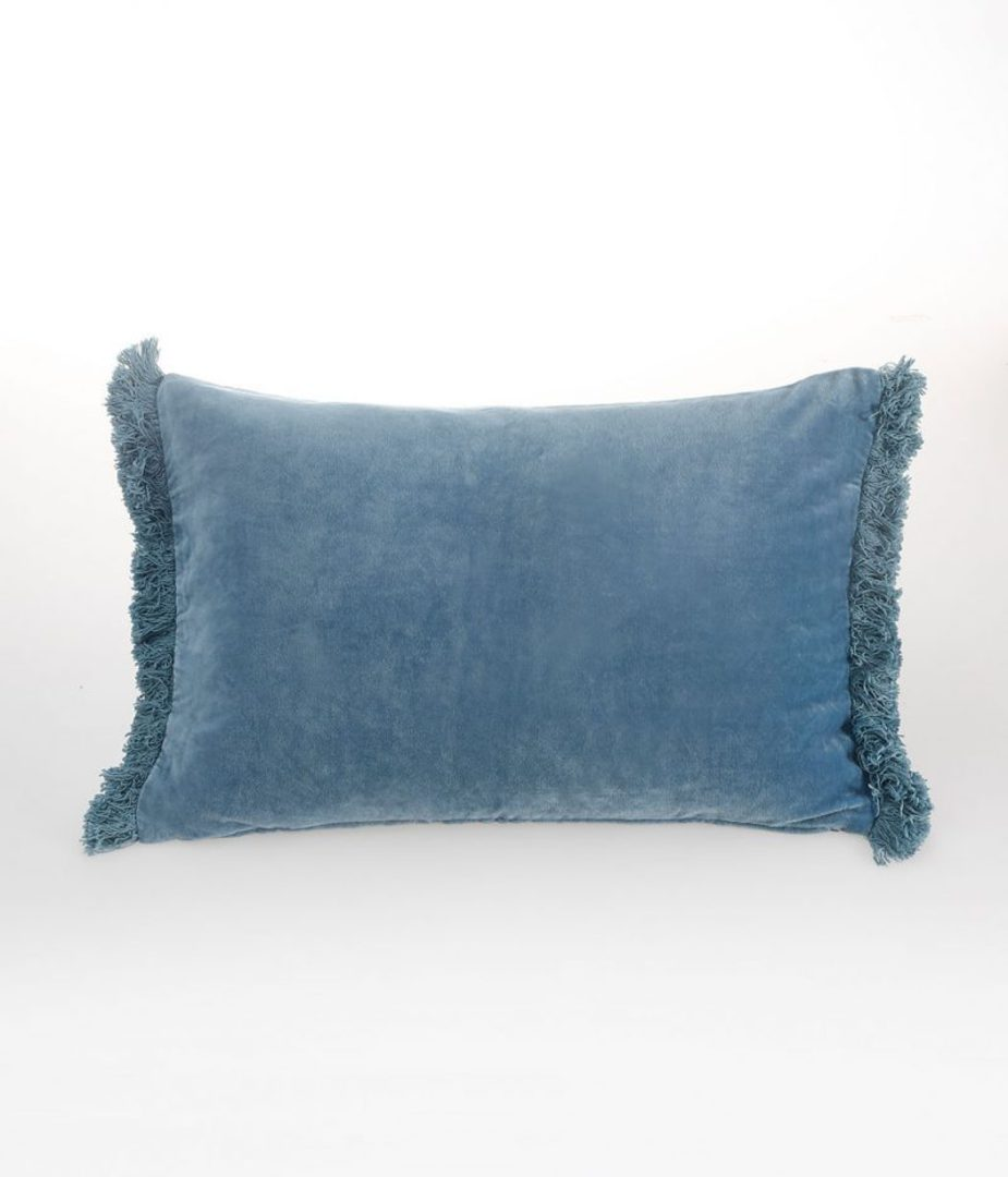 MM Linen - Sabel Cushions - Delf image 1