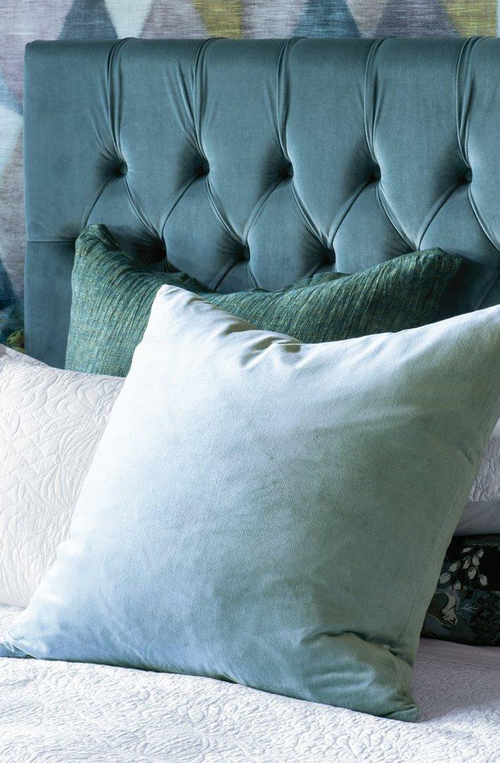 Bianca Lorenne - Piega - Comforter / Pillowcase/Eurocase/Cushion - Smoke Blue image 2