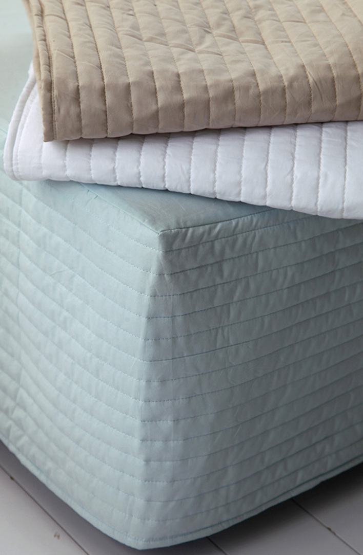 MM Linen - Lucia Seafoam Bed Skirt/Valance image 0