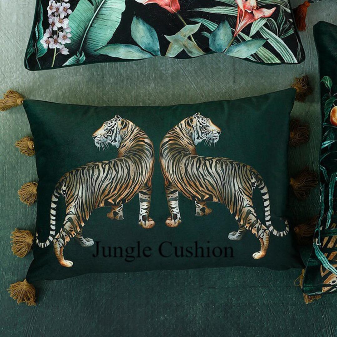 MM Linen - Avalana - Caspian Duvet Set/Cushions image 3