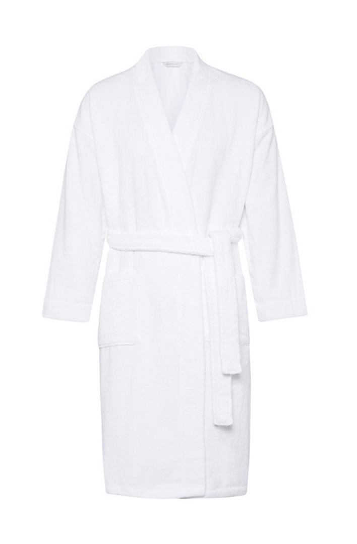 Sheridan - Quick Dry Luxury Unisex Robe - White image 0