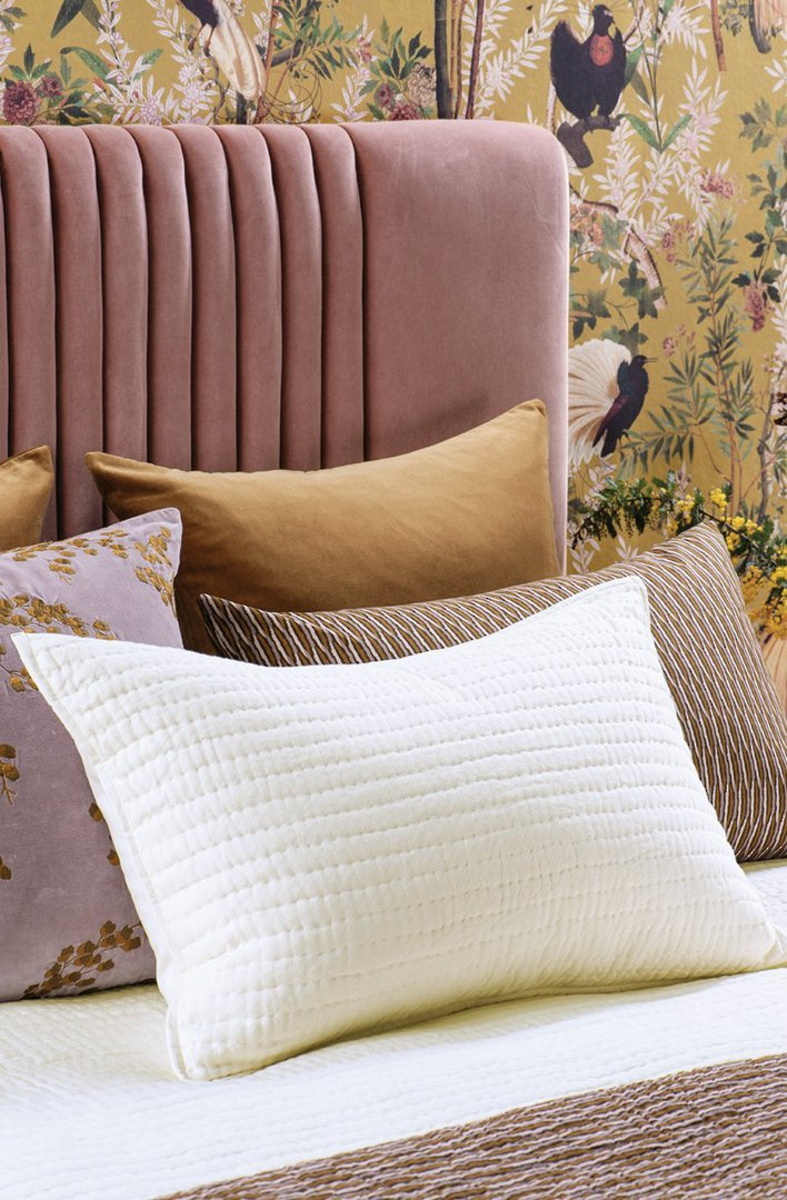 Bianca Lorenne - Pavage - Bedspread /Pillowcase and Eurocase Sold Separately - Ivory image 2