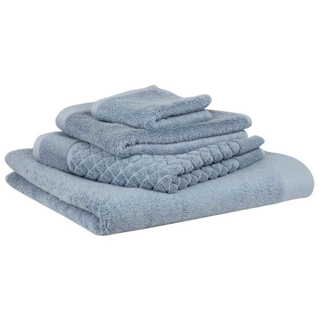 Baksana - Bamboo Towels - Iceland Blue image 0