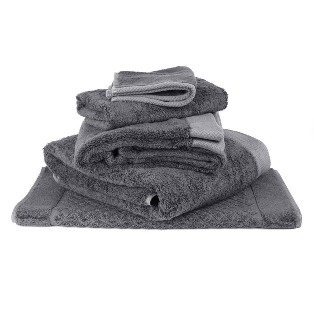 Baksana - Bamboo Towels - Charcoal image 0