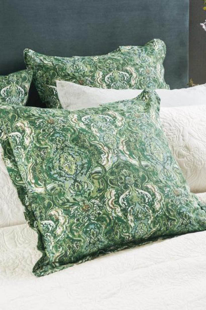 Bianca Lorenne- Riad Emerald - Comforter/Pillowcase/Eurocase/Cushion image 1