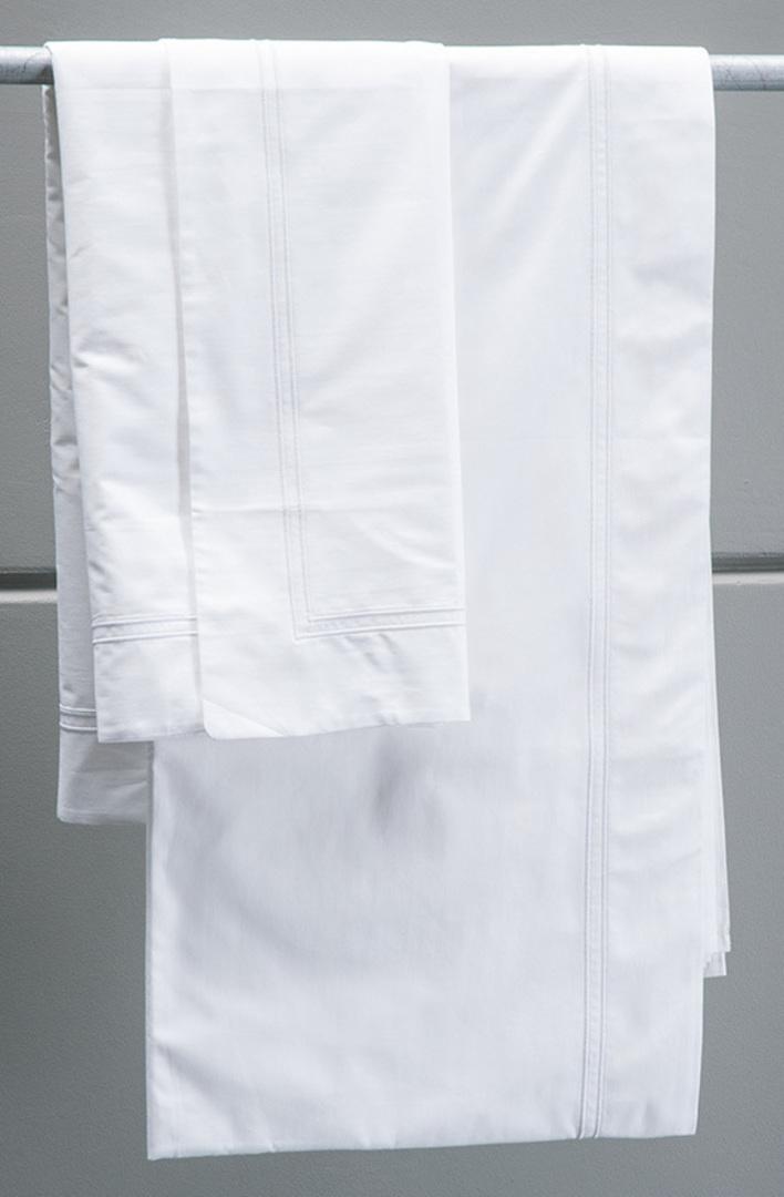 Bianca Lorenne - Livorno White-White Sheets/Pillowcases image 0