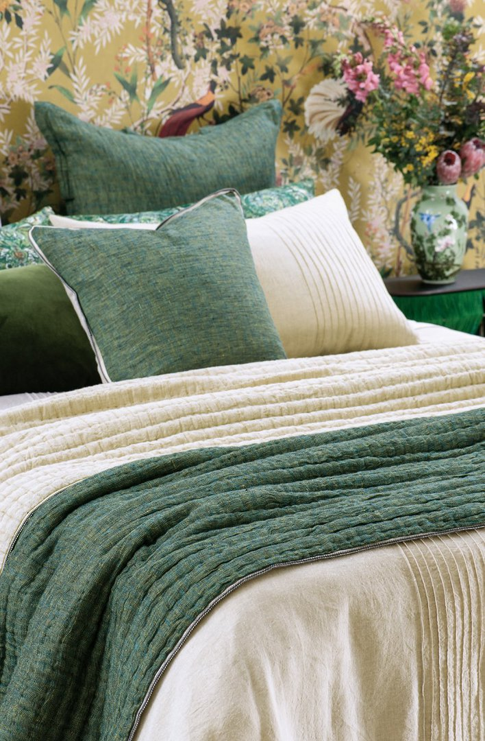 Bianca Lorenne - Appetto - Coverlet/Cushion - Pine image 2