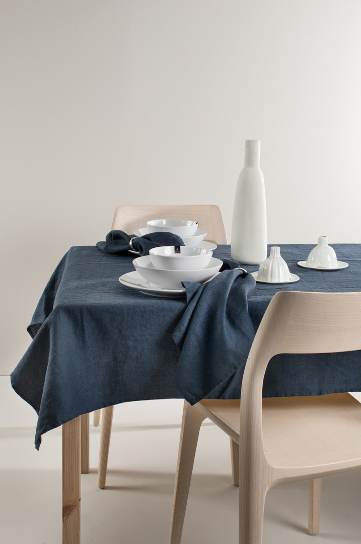 Importico - Himla Napkins/Table Runner/Tablecloths - Silence image 0