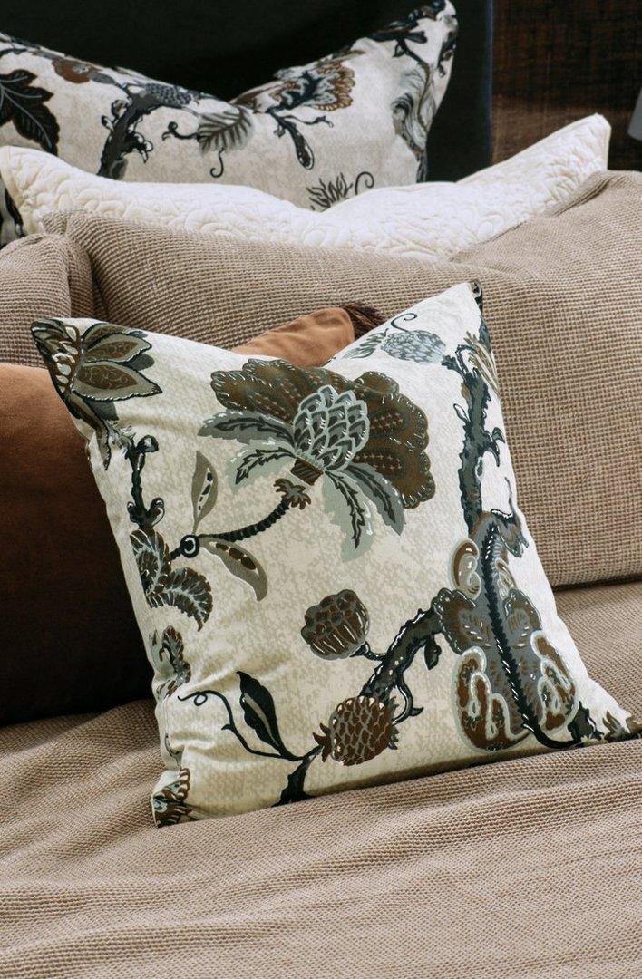 Bianca Lorenne - Capriccio Comforter / Pillowcase/Eurocase/Cushion - Natural image 3