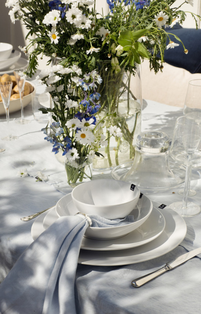 Importico - Himla Napkins/Table Runner/Tablecloths - Illusion image 0