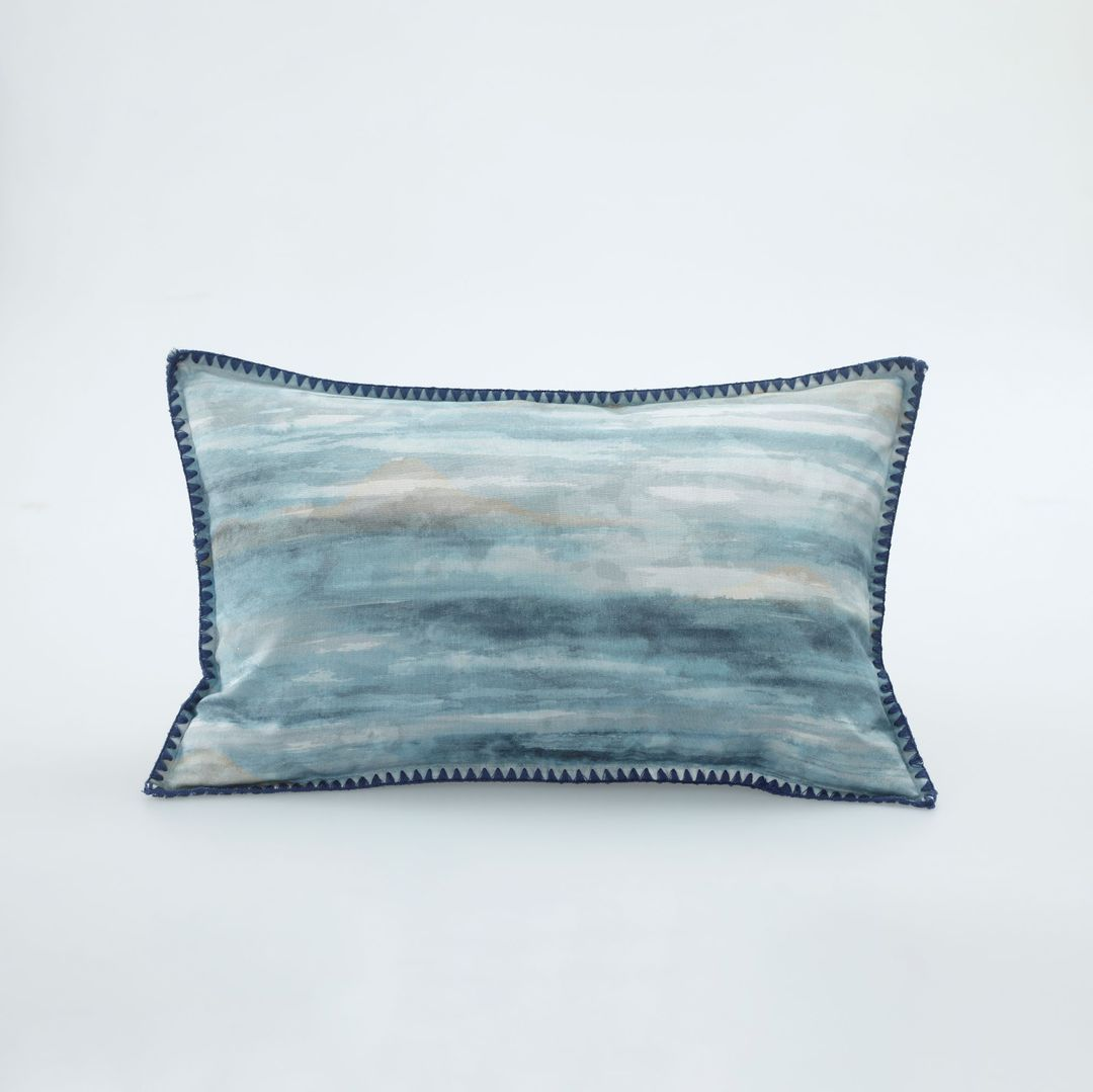 MM Linen - Niles Cushion image 0