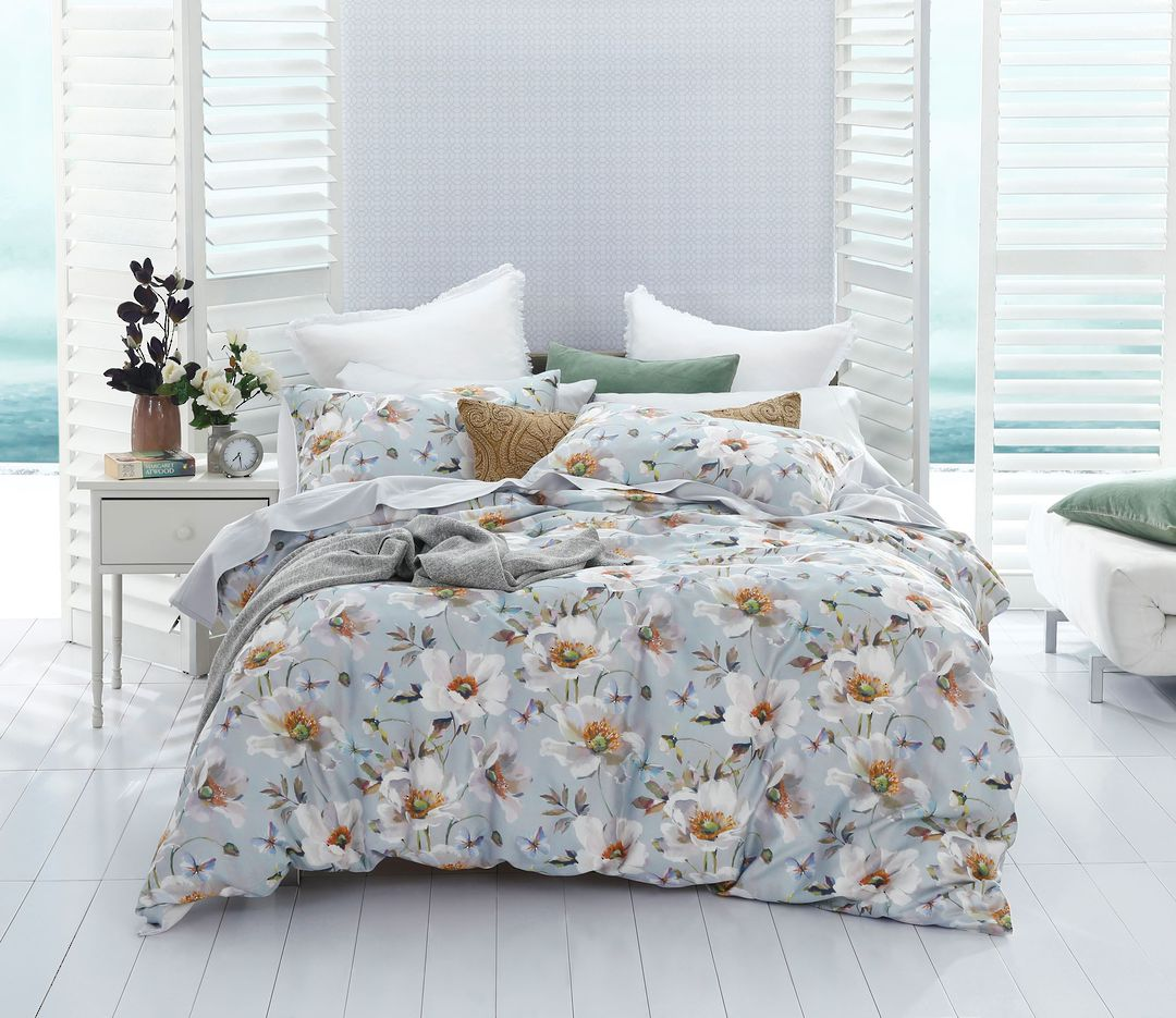 MM Linen - Poppy Duvet Set image 0