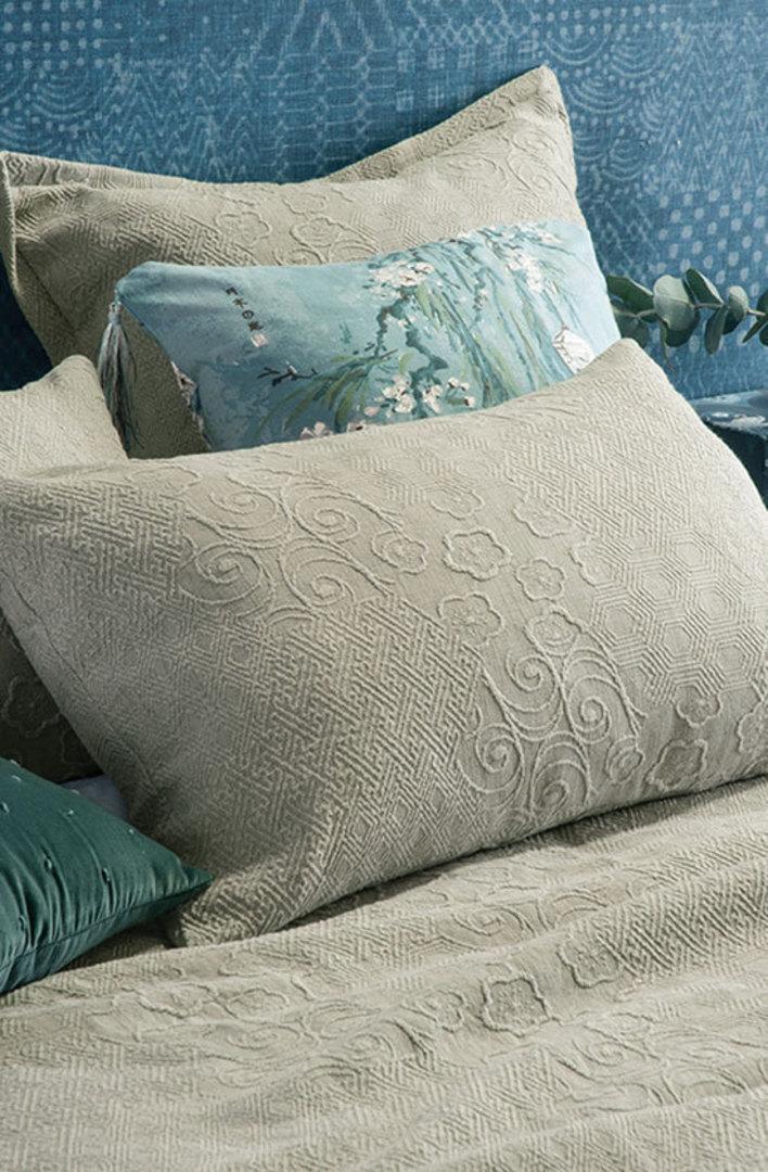 Bianca Lorenne - Senpo Fog Bedspread / Pillowcase/Eurocase image 3