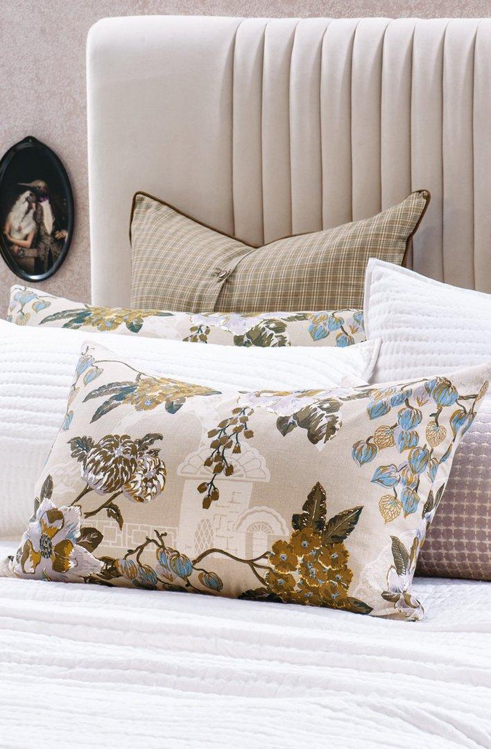 Bianca Lorenne - Chabana - Comforter / Pillowcase/Eurocase/Cushion - Blush image 1