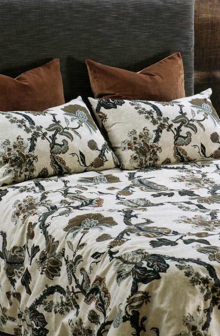 Bianca Lorenne - Capriccio Duvet Cover Set / Pillowcase/ Eurocase - Natural image 2
