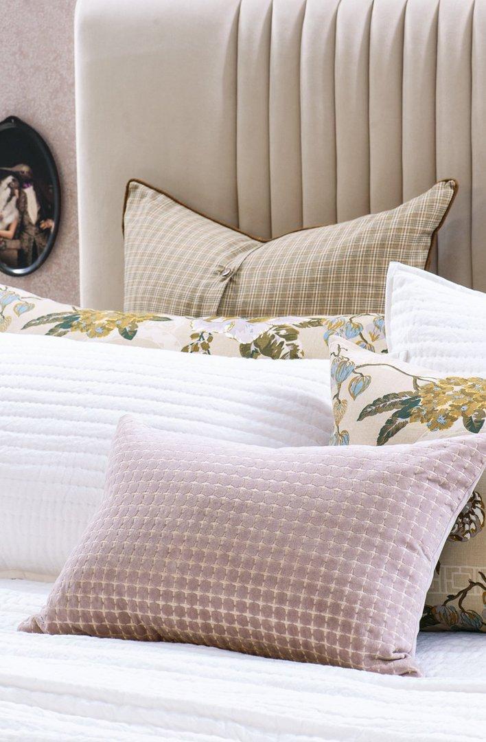 Bianca Lorenne - Petalo - Comforter / Pillowcase/Eurocase/Cushion - Dusky Orchid image 3