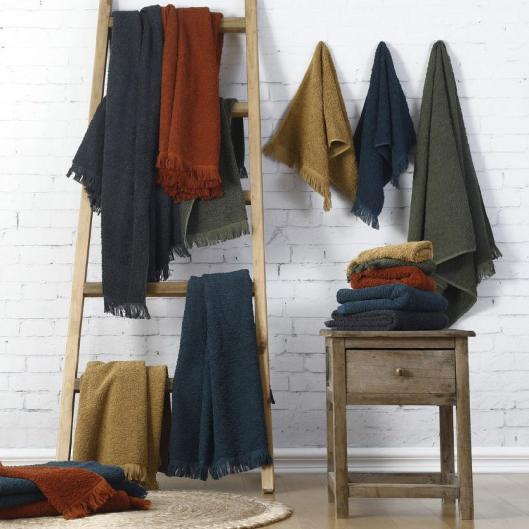 MM Linen - Tusca Towels - Clay image 2