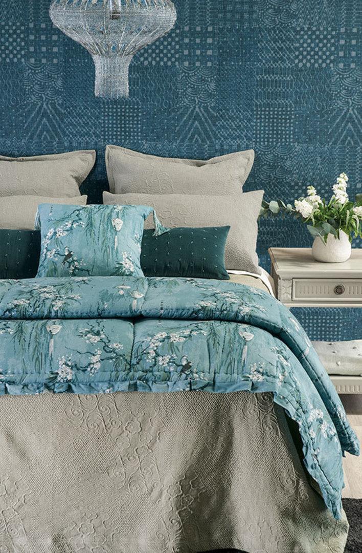 Bianca Lorenne - Senpo Fog Bedspread / Pillowcase/Eurocase image 0