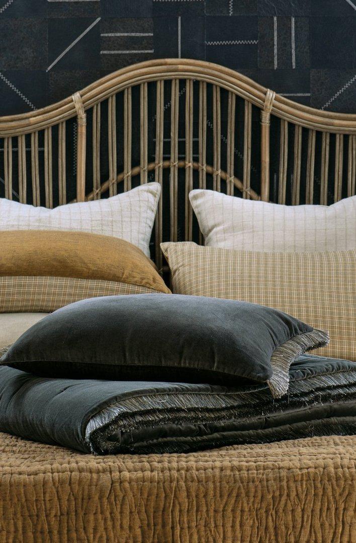 Bianca Lorenne - Tramonto - Comforter / Pillowcase/Eurocase/Cushion - Graphite image 0