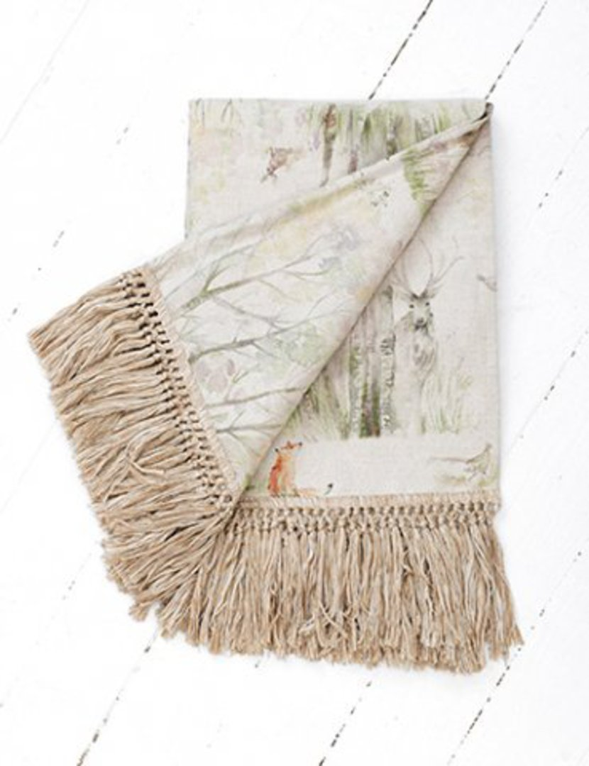 Importico - Voyage Maison Enchanted Forest Throw image 0