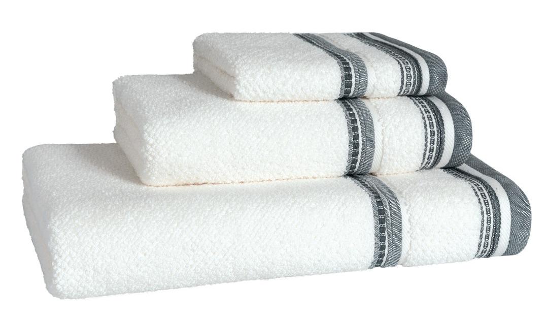 Importico - Devilla - Granada Blue Guest Towels image 0