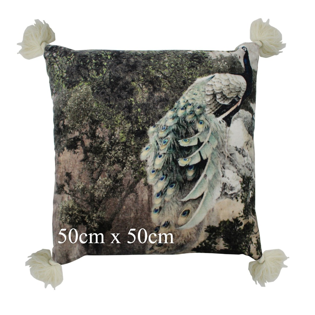 NZ Merchants -  Strut - Cushion - Multi image 0