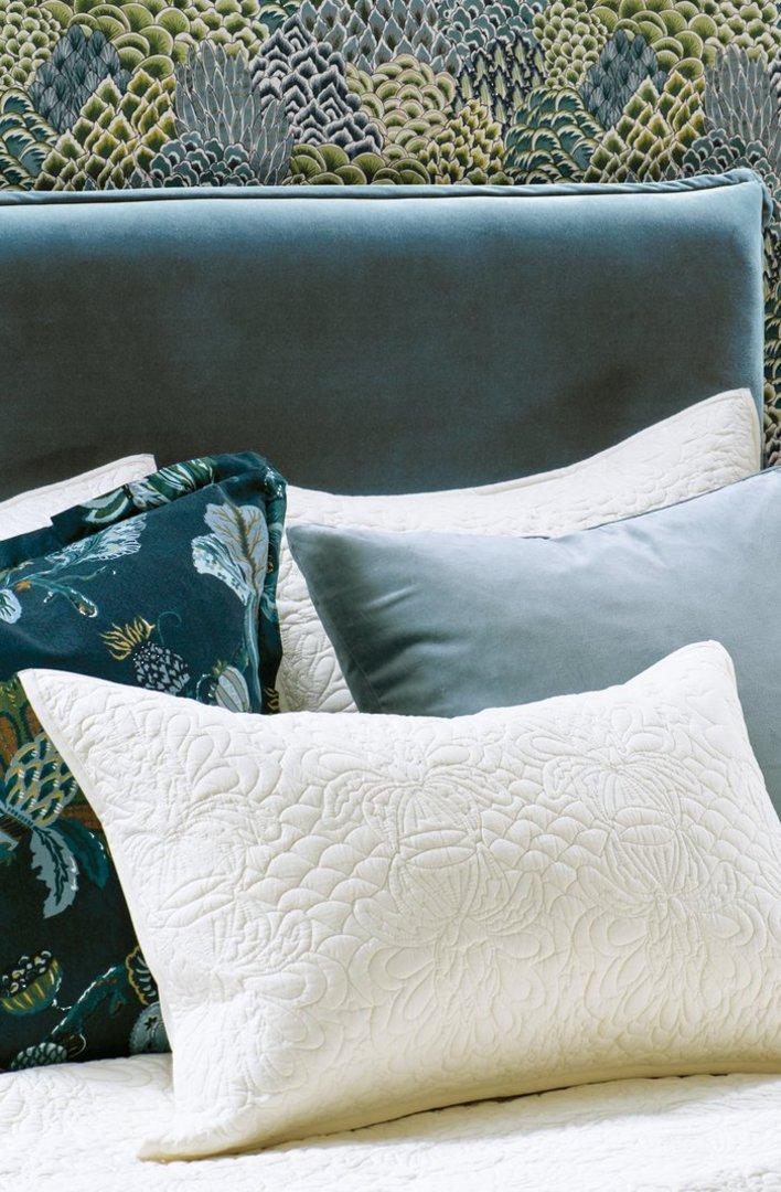 Bianca Lorenne - Fontanella Bedspread / Pillowcase/Eurocase - Ivory image 3