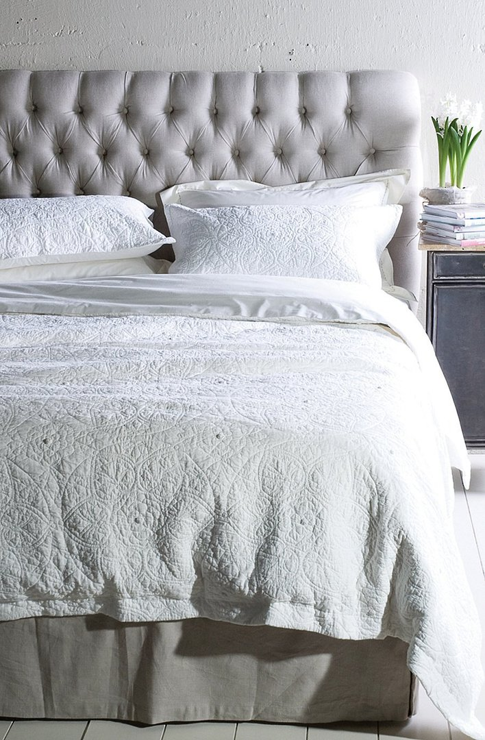 Bianca Lorenne - Amarento  Pillowcase and Eurocase - Ivory image 1