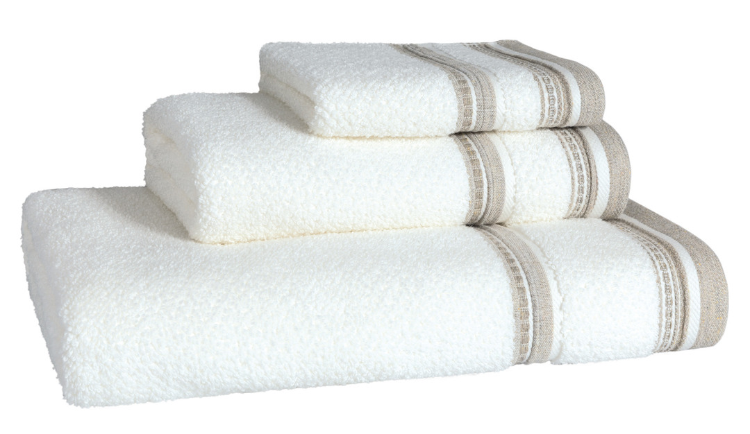 Importico - Devilla - Granada Natural Towels image 0